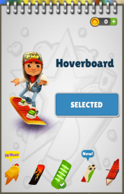 Subway Surfers: Hoverboard