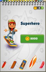 Subway Surfers: Superhero